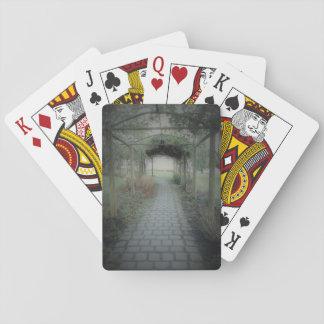 Die Durchlauf-Standard-Karten Spielkarten