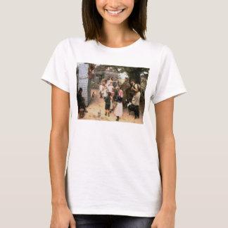 Die Durchschlags-und Judy Show T-Shirt
