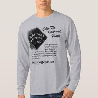 Die Eil Eisenbahn - versenden Sie die T-Shirt