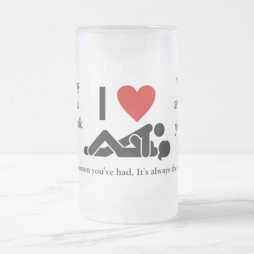 Die eine Tasse