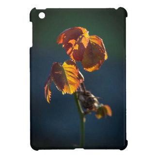 Die Einfachheit des Blätter iPad Mini Hülle