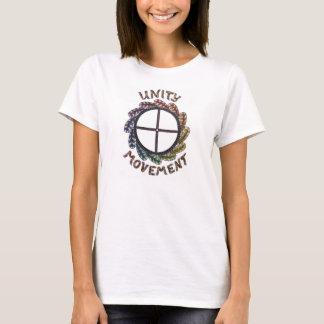 """""""Die Einheits-Bewegung"""" T der Frauen T-Shirt"""