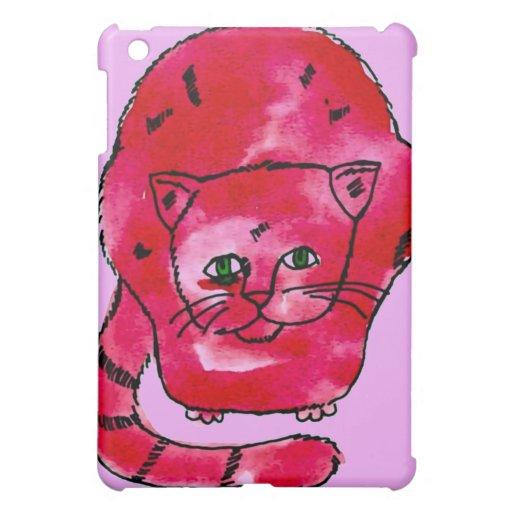 Die einsame Katze Hüllen Für iPad Mini