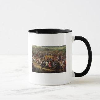 Die Einweihung der Kirche von Tasse