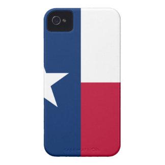 Die einzige Stern-Flaggen-Texas-Flagge Case-Mate iPhone 4 Hüllen