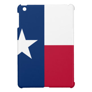 Die einzige Stern-Flaggen-Texas-Flagge iPad Mini Hülle