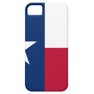 Die einzige Stern-Flaggen-Texas-Flagge iPhone 5 Hüllen