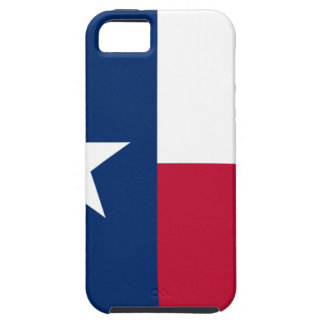 Die einzige Stern-Flaggen-Texas-Flagge iPhone 5 Schutzhüllen