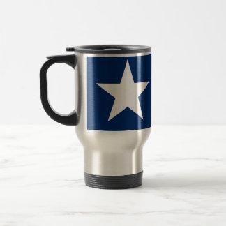 Die einzige Stern-Flaggen-Texas-Flagge Reisebecher