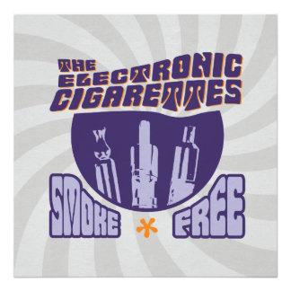 Die elektronischen Zigaretten - Rauch gibt frei Photos