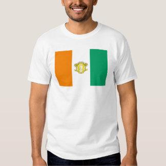 Die Elfenbeinküste-T - Shirt - Côte d'Ivoire