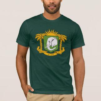 Die Elfenbeinküste-Wappen T - Shirt