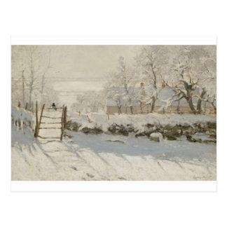 Die Elster 1869 Postkarten