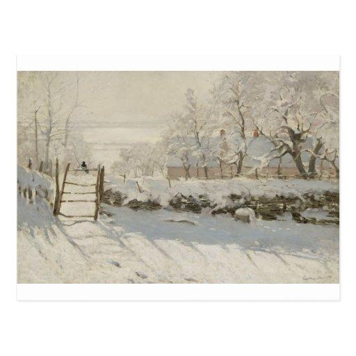Die Elster (1869) Postkarten
