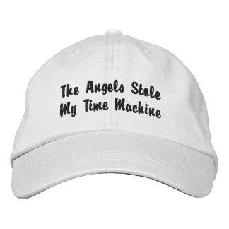 Die Engels-Stola meine Zeit-Maschine Bestickte Kappe