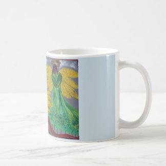 Die Engels-Tasse der Erde Kaffeetasse