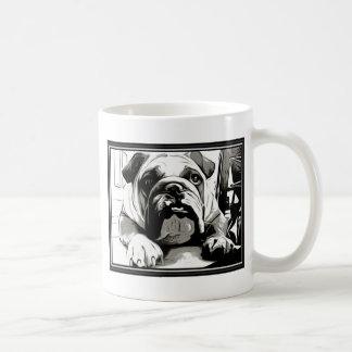 """Die """"englische Bulldoggen-"""" Sammlung Kaffeetasse"""