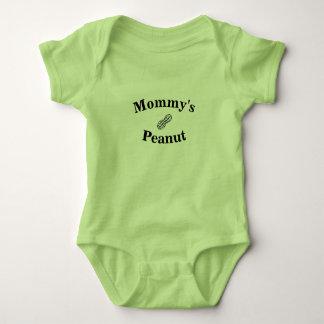 Die Erdnuss der Mama Baby Strampler