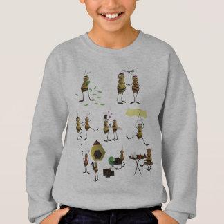 Die Erdnuss-Familie Sweatshirt