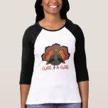 Die Erntedank-Türkei-Shirt