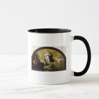 Die Erscheinung der Jungfrau, 1665 Tasse