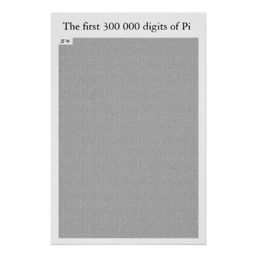 Die ersten 300 000 Stellen von PU Plakat
