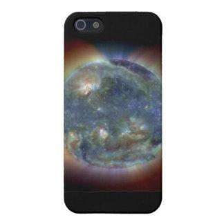 Die extreme ultraviolette Sun NASA iPhone 5 Schutzhülle
