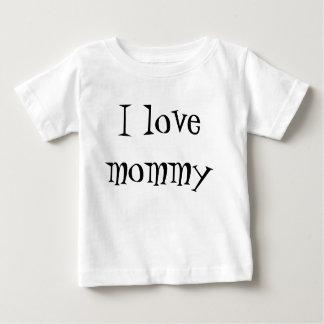 Die Falle der Mama Baby T-shirt