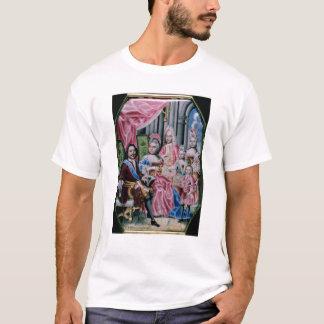 Die Familie des Kaisers Peter I, das große, 1717 T-Shirt