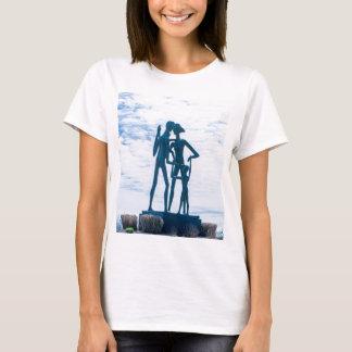 Die Familien-Skulptur T-Shirt