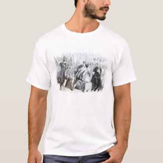 Die Festnahme der Nonkonformisten T-Shirt