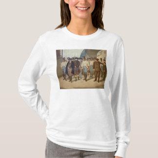 Die Festnahme des Carbonari T-Shirt