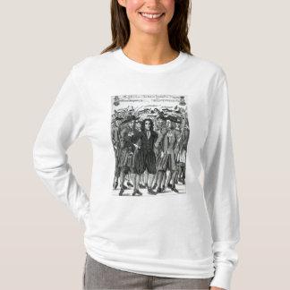 Die Festnahme des Richters Jeffreys 1689 T-Shirt
