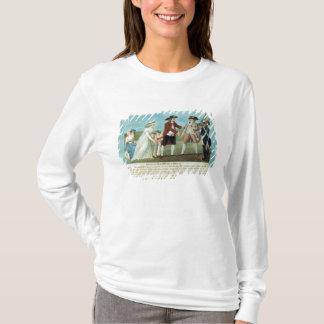 Die Festnahme von Louis XVI und seine Familie T-Shirt