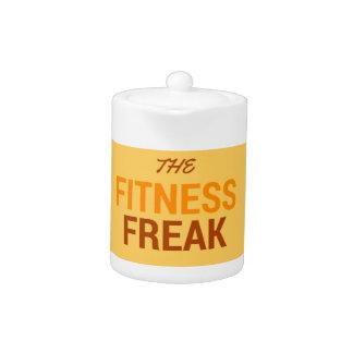 Die Fitness Freak-Orange