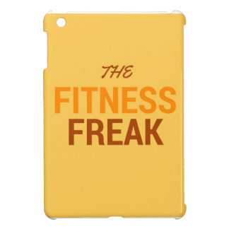 Die Fitness Freak-Orange iPad Mini Hülle