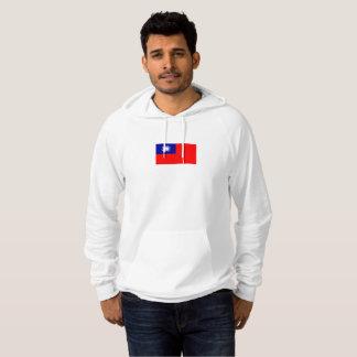 Die Flagge der Männer von Taiwan (ROC) Hoodie