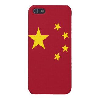 Die Flagge der Volksrepublik China Etui Fürs iPhone 5