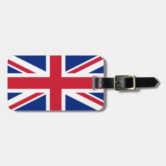Die Flagge des Vereinigten Königreichs Kofferanhänger