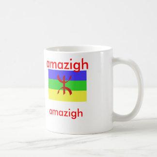 die Flagge von amazigh Leuten Kaffeetasse