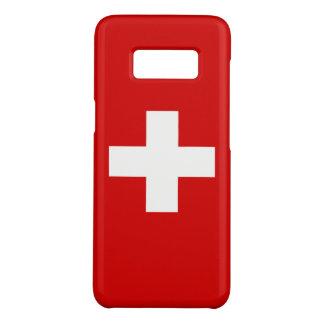 Die Flagge von der Schweiz Case-Mate Samsung Galaxy S8 Hülle