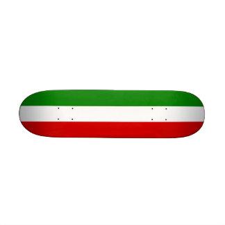 Die Flagge von Italien Individuelle Decks