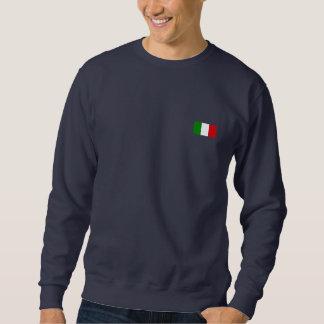 Die Flagge von Italien Sweatshirt