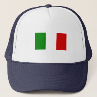 Die Flagge von Italien Truckerkappe