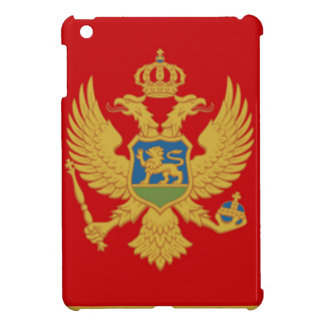 Die Flagge von Montenegro iPad Mini Hülle