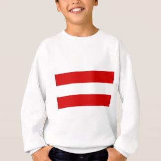 Die Flagge von Österreich Sweatshirt