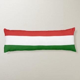 Die Flagge von Ungarn Seitenschläferkissen
