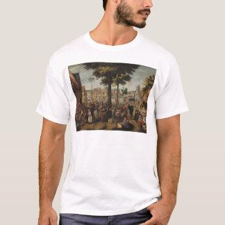 Die Flamen angemessen T-Shirt