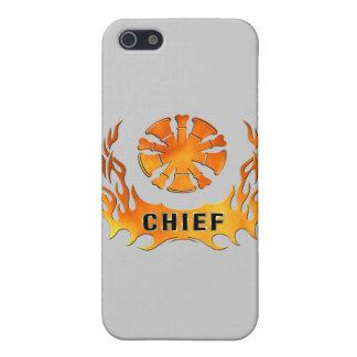 Die Flammen des Leiters Etui Fürs iPhone 5