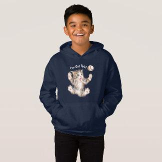 Die Fleece-PulloverHoodie der Kinder Hoodie